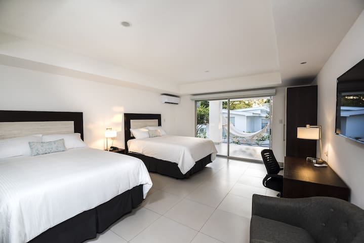 Suite Doble en Hotel Nicté