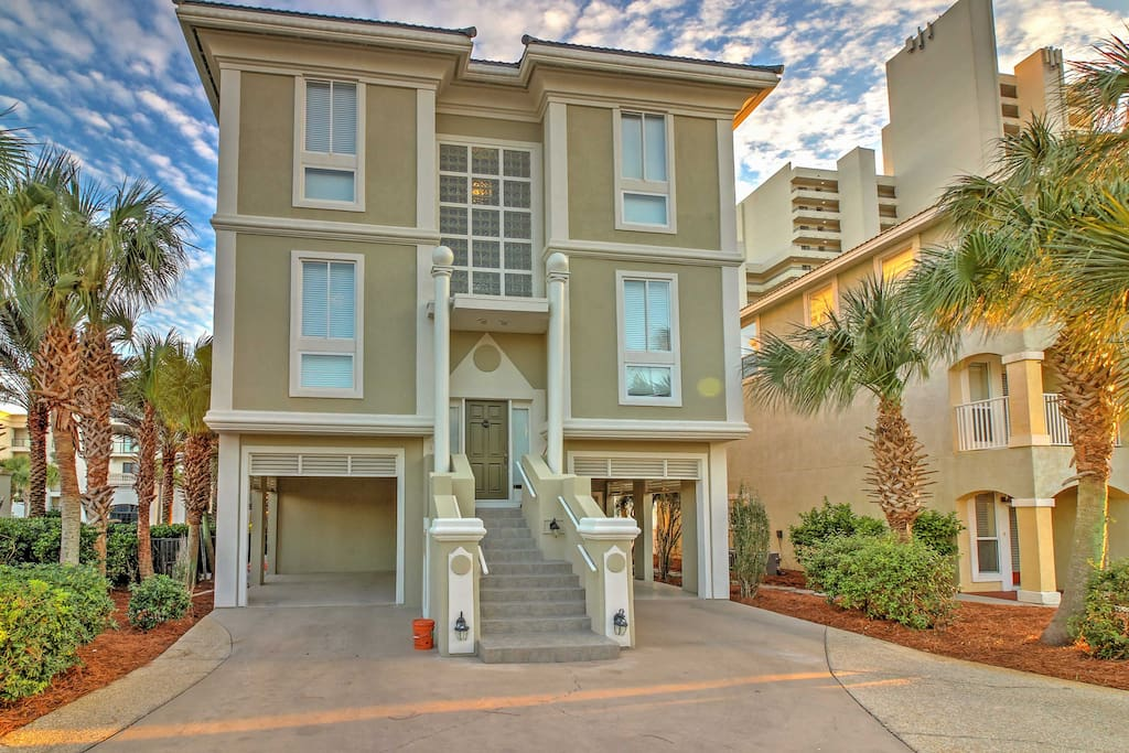 5br Seagrove Beach Home W Special April Pricing Houses For Rent In Santa Rosa Beach Florida