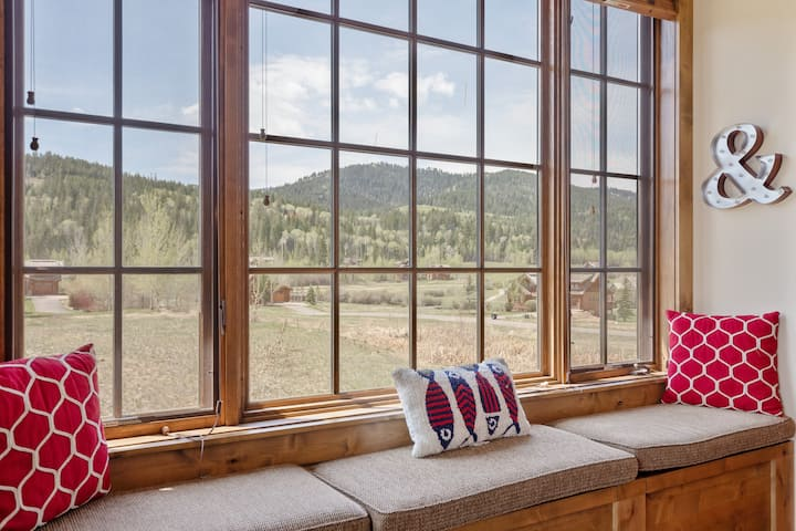 Rymell Cabin at Teton Springs Lodge