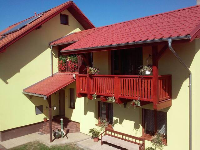 B&B Uzuzana ubytovanie Slovensky raj Apartman