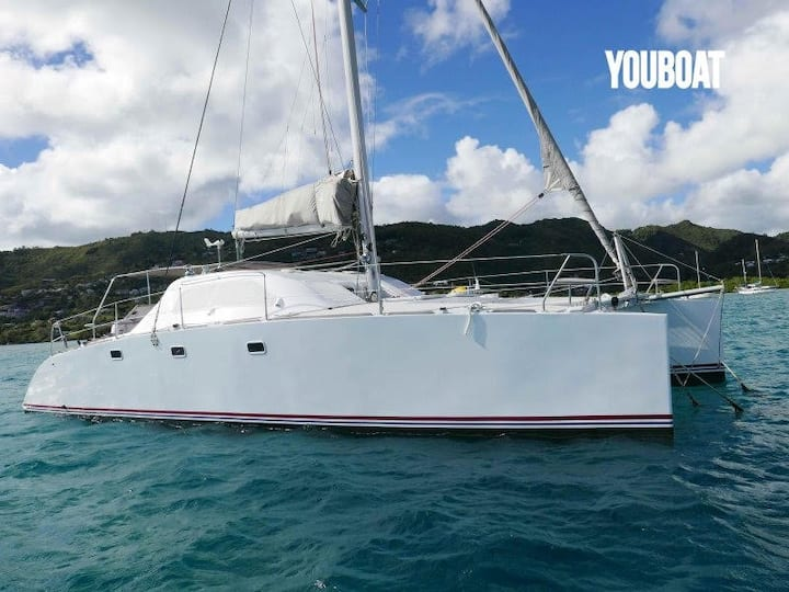 Une nuit ou plus sur catamaran En Martinique