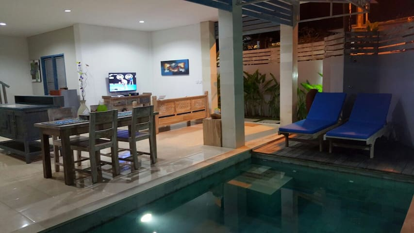 Kampial House 2 bedrooms, Nusa Dua