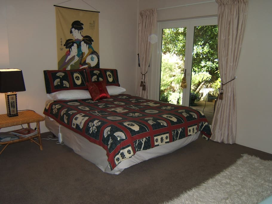 Your large and comfortable room