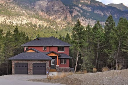 Luxury in the Mountains - Hus
