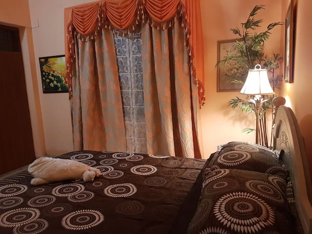 ANOTHER VIEW OF BEDROOM
