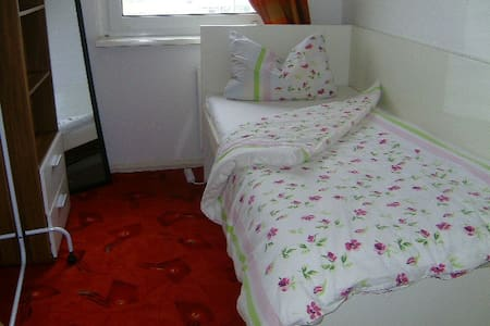 private room with snglebed near Jena Uni-Hospital - Jena