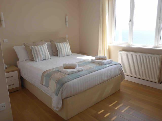 Bedroom number three with en-suite