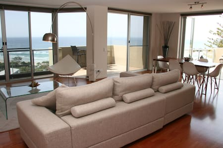 2 BR apartments with ocean view - Appartement