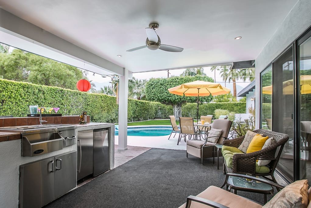 Outdoor Living Daytime