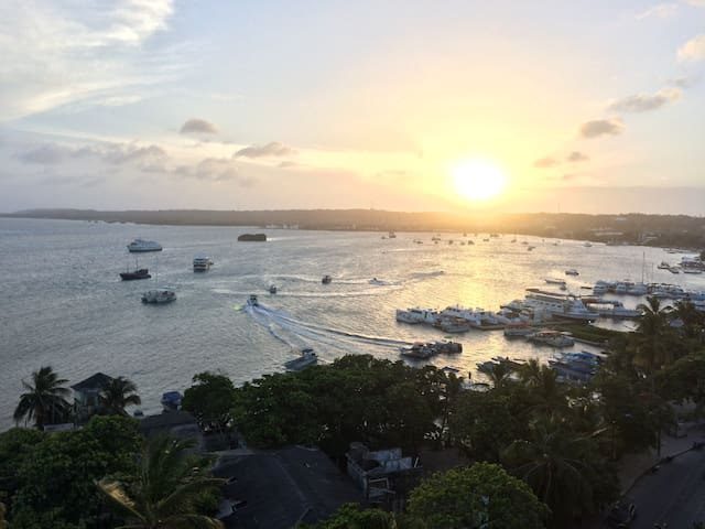 Penthouse in San Andres with amazing view