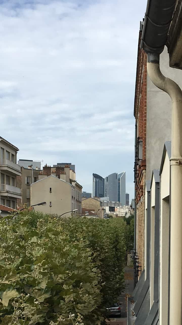 Studio près de La Défense