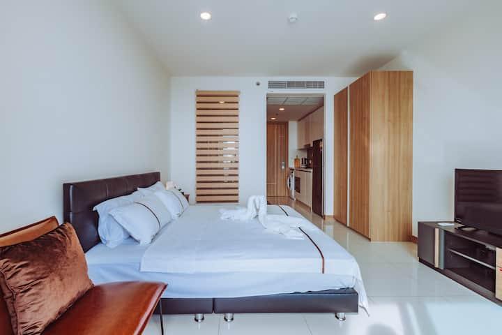 芭堤雅北部高端海景公寓