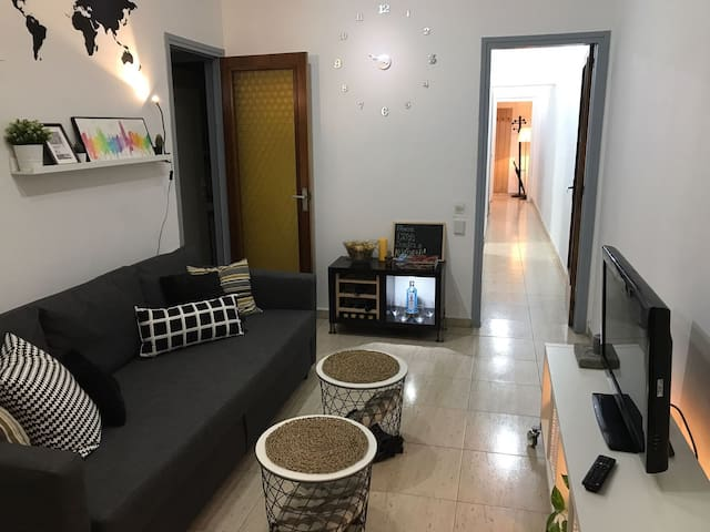 Room in GRACIA double bed for short or long
