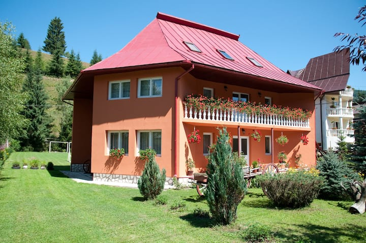 7 - Cozy room in the heart of Apuseni Mountains