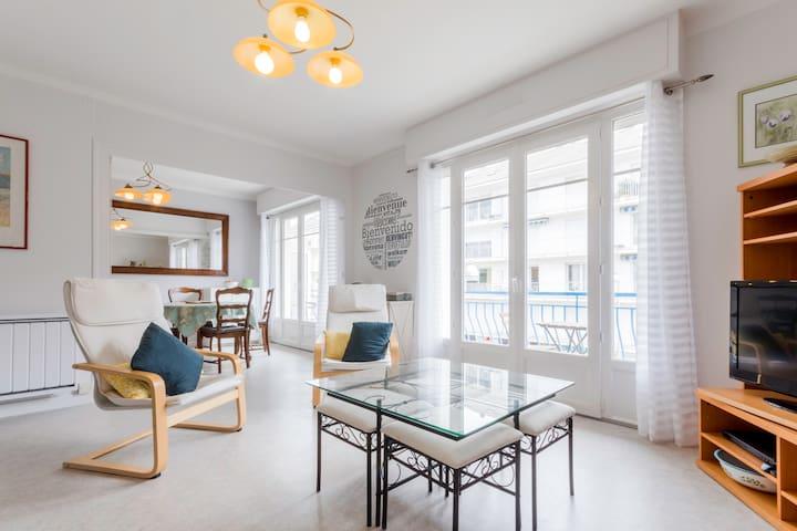 Bel appartement La Baule proche plage,et commerces - La Baule-Escoublac - Appartement