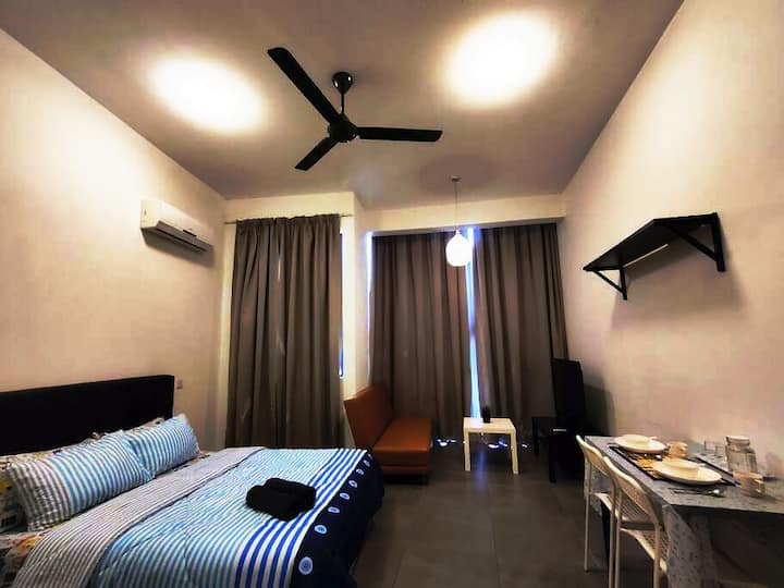 Ava Empire Damansara Self-Contained, Lovely & Warm