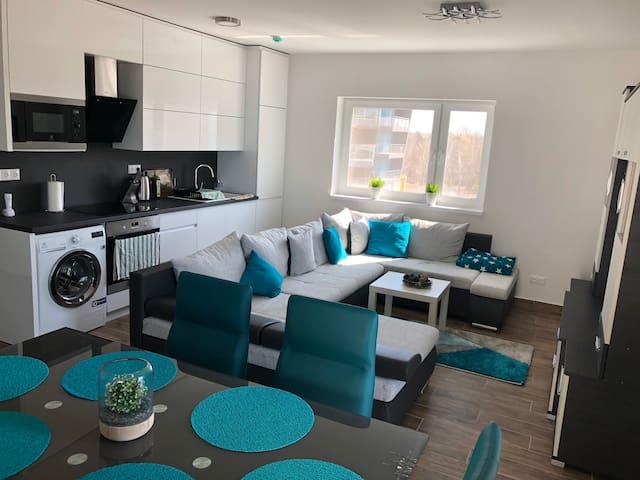 Admiral apartman lakás