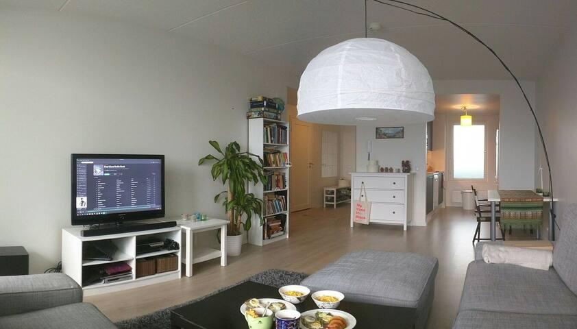 Cool top floor apartment with sauna - Hèlsinki - Pis