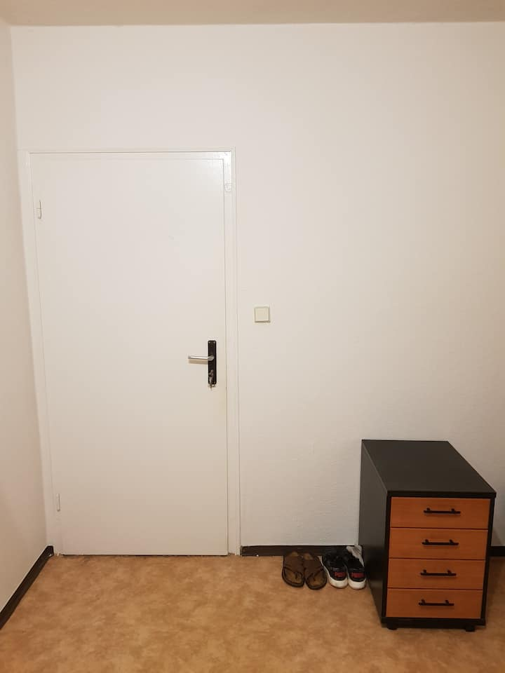 Single Room in Student Dormitory with Cheap Price