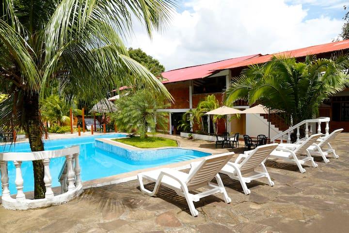 Alojamiento Plaza del Bosque, Tarapoto