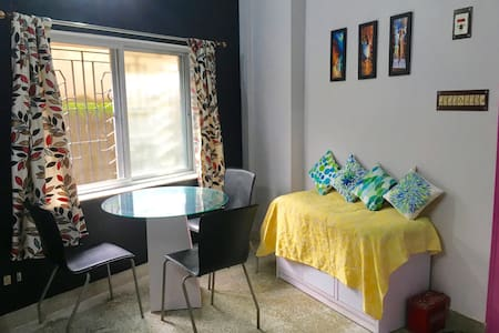 Independent Cozy 1 BHK Apartment Off EM Bypass
