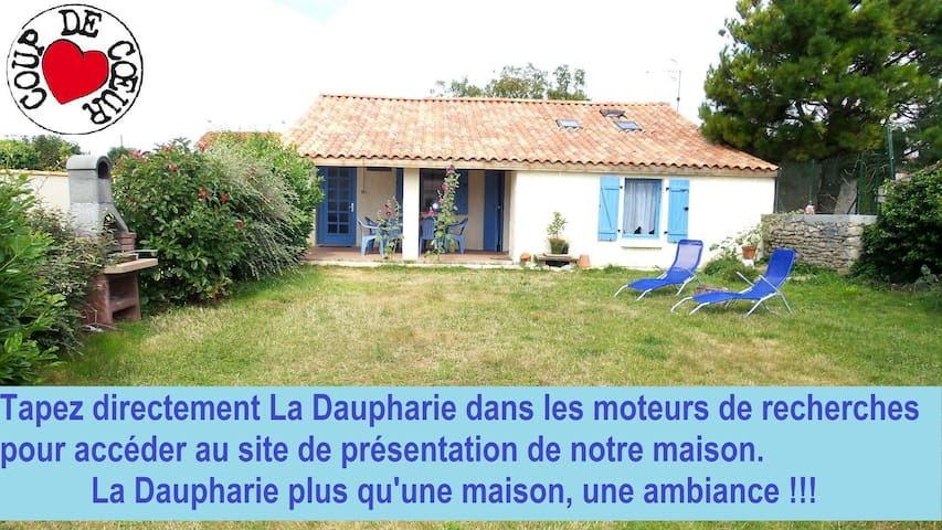 Location Maison pleine de charme  - Saint-Michel-en-l'Herm - House