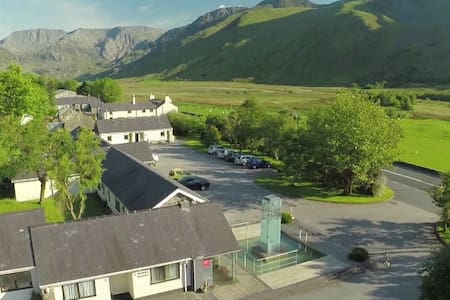 Snowdonia Mountain Lodge, Gwynedd, North Wales
