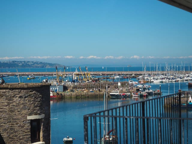 New Quay Cottage - Brixham - Dom