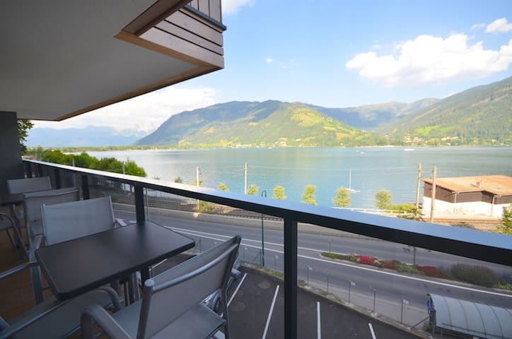 Apartment Lakeview....Top 28....Alpin & See Resort - Zell am See - Appartement