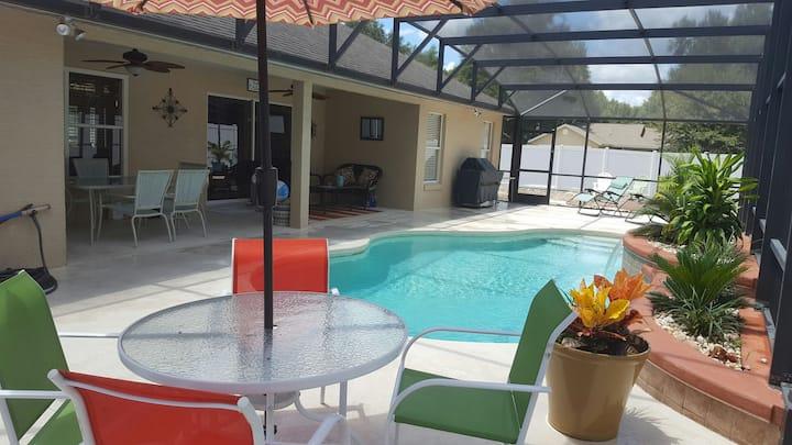 Silver Lake Area Pool Home