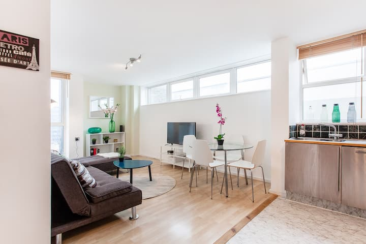 SPACIOUS 1-BEDROOM APARTMENT IN COVENT GARDEN