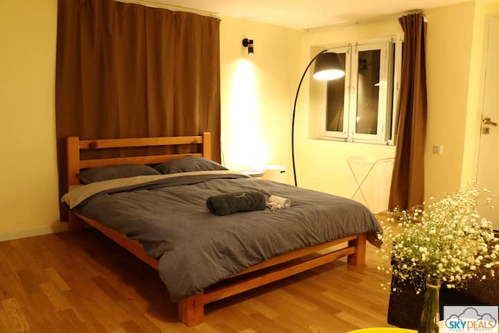 Deluxe Master Room|SD Guest House【PrivateBathroom】