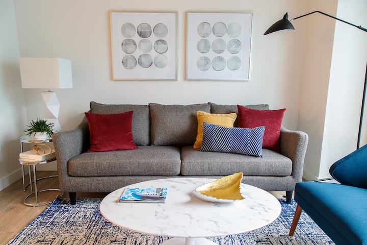 Homey place just for you | 1BR in Somerville