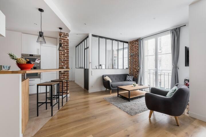 Nice Flat for Nice People - Parigi - Appartamento