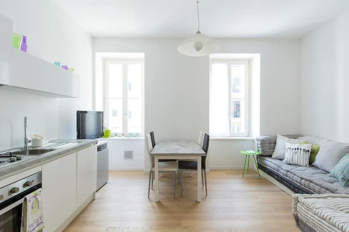 Stylish Apartment Scala Al Belvedere! FREE PARKING
