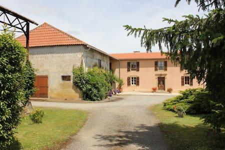 Chambre d'hôte En Jeannot entre MARCIAC et MIRANDE - Sainte-Dode - Casa de hóspedes