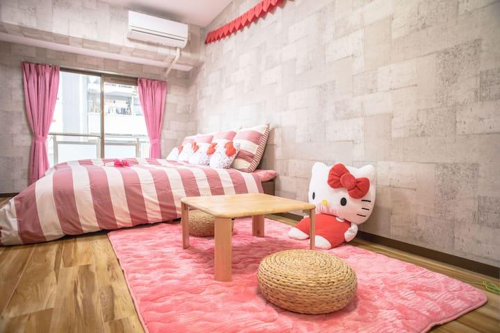 ♡opening sale ♡ kitty room! - 大阪市 - Apartmen