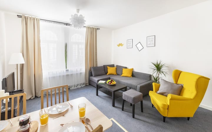 Apartment with NETFLIX near to Prague Castle