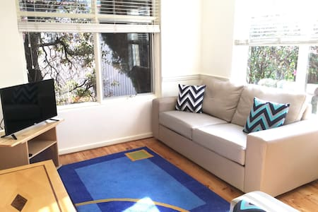 Modern, bright and central apartment. - Forestville - Appartement