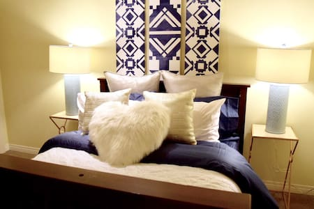Cozy & Luxurious Private Room - Agoura Hills - Ház