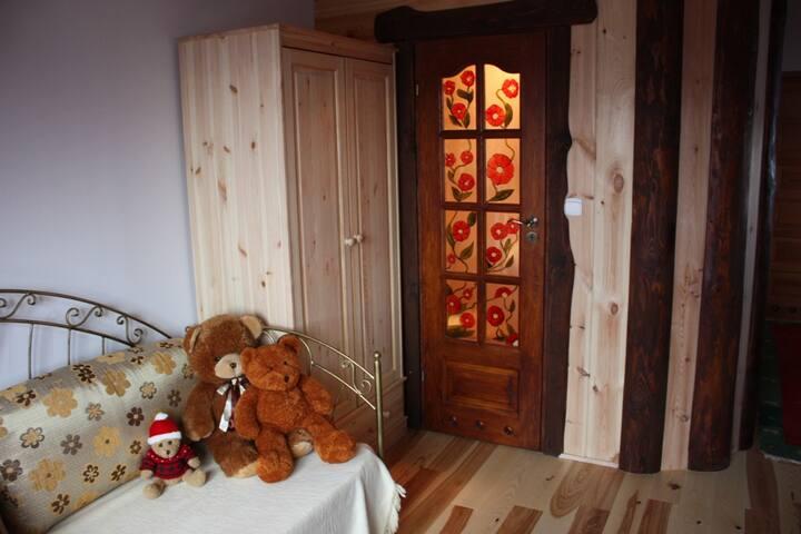 Pokoje Kaja  Jeleniewo -  Kwiatowy