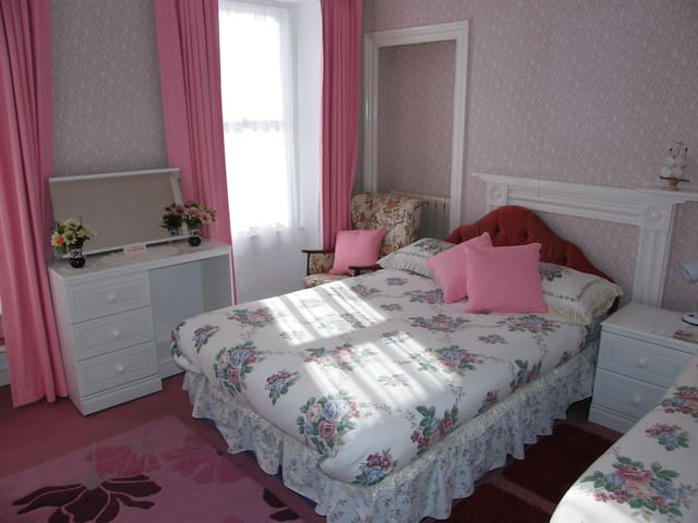 Twin Room in SPP (Pink Room, Apr 20 - Sep 20)
