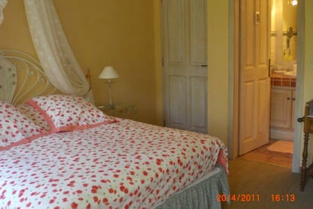 room ROSE DE SABLES - B&B French R. - Grasse