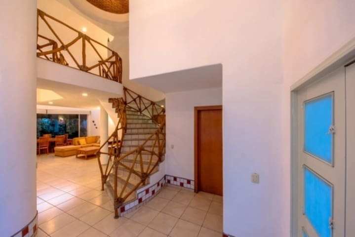 Villa en Nuevo Vallarta con alberca - Nuevo Vallarta - Hus