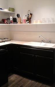 Charming newly renovated studio apartment - Montreal - Lejlighed