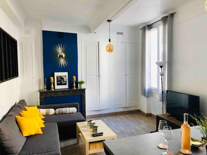 Charmant appartement centre historique de Fréjus