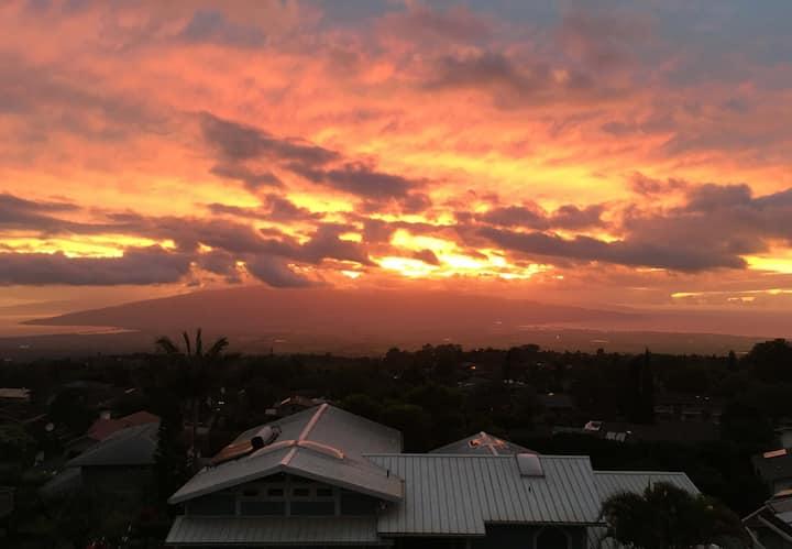 Hale Kiana - Haleakala Sunrise Home