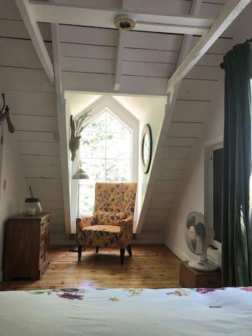 Upstairs Queen Room