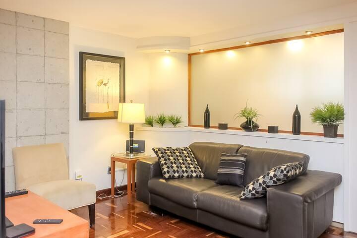 Full apartment in Reforma