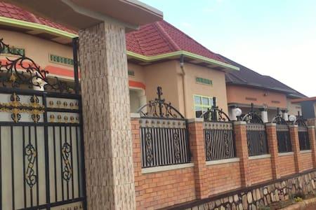 Clean upscale home in Kigali